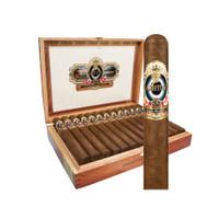 Ashton Estate Sun Grown 21 Year Salute Cigars - Natural Box of 25