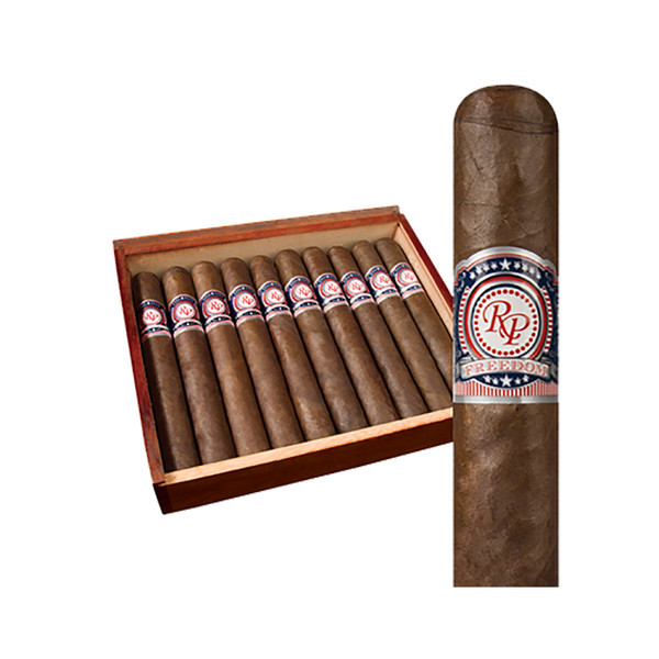 Rocky Patel Freedom Sixty Cigars - Oscuro Box of 20