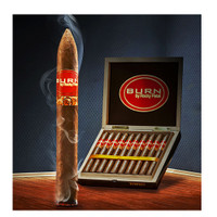 Rocky Patel Burn Naples FL Torpedo Cigars - Natural Box of 20