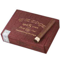 Shop Now Rocky Patel The Edge Corojo Robusto Cigars - Corojo Box of 20 --> Singles at $6.05, 5 Packs at $27.23, Boxes at $107.69