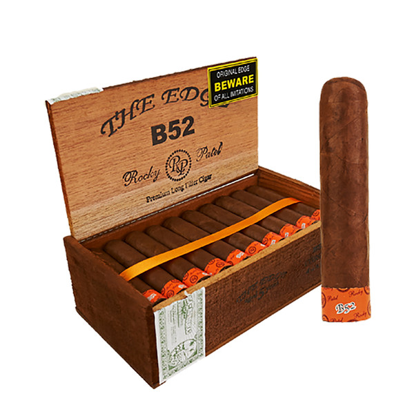 Rocky Patel The Edge Corojo B52 Cigars - Corojo Box of 30