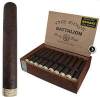 Shop Now Rocky Patel The Edge Maduro Batalion Cigars - Maduro Box of 20 --> Singles at $8.25, 5 Packs at $37.13, Boxes at $146.85