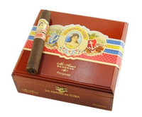 Shop Now La Aroma de Cuba Mi Amor Reserva Pomposo Cigars - Oscuro Box of 24 --> Singles at $11.00, 5 Packs at $50.60, Boxes at $234.99