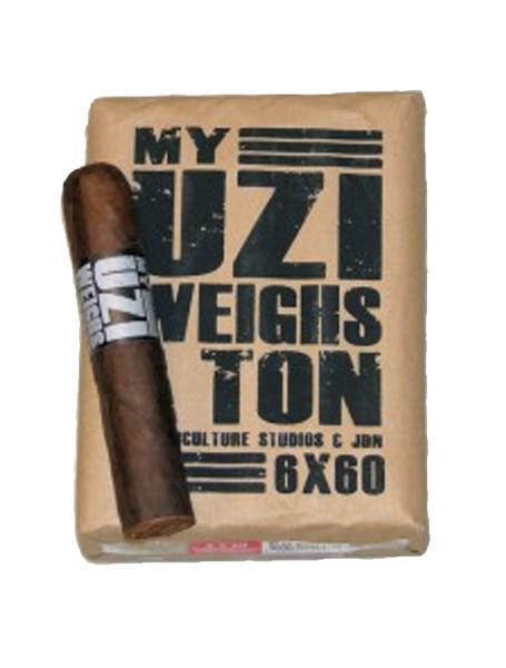 MUWAT 6X60 Cigars Cigars - Maduro Bundle of 10