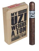 MUWAT 7X60 Cigars Cigars - Maduro Bundle of 10