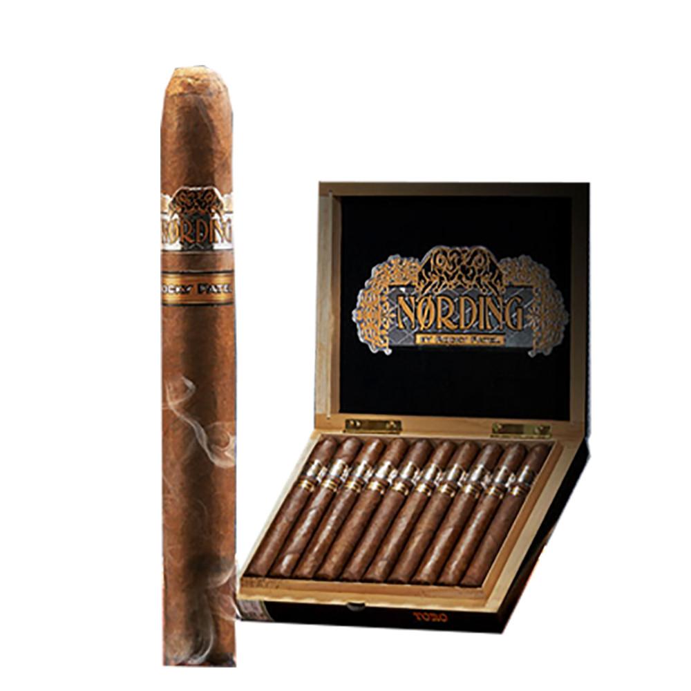 Rocky Patel Nording Toro Cigars - Natural Box of 20