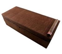 Shop Now Rocky Patel The Edge Sumatra Torpedo Cigars - Natural Box of 100 --> Singles at $6.65, 5 Packs at $30.26, Boxes at $420.99