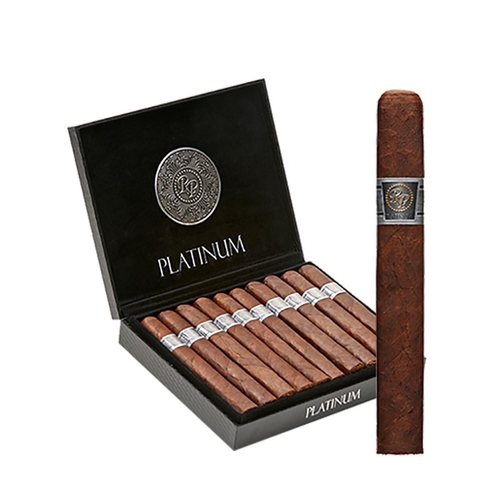 Rocky Patel Platinum Robusto Cigars - Maduro Box of 20