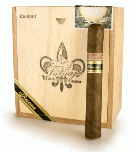 Shop Now Tatuaje Miami Regios Cigars - Natural Box of 25 --> Singles at $10.00, 5 Packs at $43.70, Boxes at $211.6