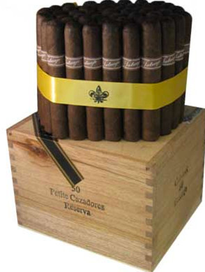 Shop Now Tatuaje Petite Cazadores Reserva Cigars - Maduro Box of 50 --> Singles at $4.50, 5 Packs at $20.43, Boxes at $197.8