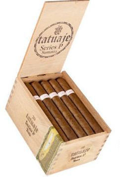 Shop Now Tatuaje Series P Toro Cigars - Natural Box of 20 --> Singles at $3.75, 5 Packs at $18.75, Boxes at $69