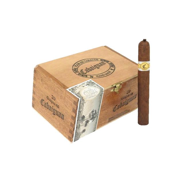 Cabaiguan Guapos 46 Corona Grande Cigars - Natural Box of 20