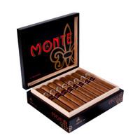 Monte By Montecristo Monte Cigars - Natural Box of 16
