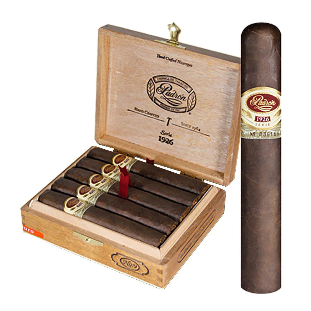 Padron Serie 1926 #9 Cigars - Maduro Box of 10