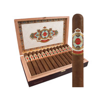 Ashton Symmetry Belicoso Cigars - Natural Box of 25