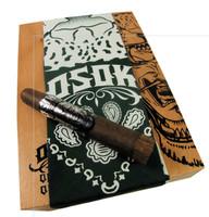Shop Now Edgar Hoill OSOK Travieso Cigars - Natural Box of 10 --> Singles at $9.40, 5 Packs at $43.50, Boxes at $82.44