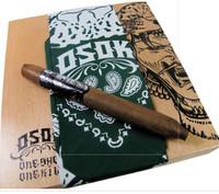 Shop Now Edgar Hoill OSOK Desmadroso Cigars - Natural Box of 10 --> Singles at $11.40, 5 Packs at $53.50, Boxes at $102.99