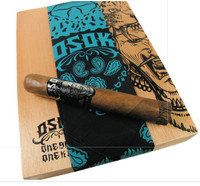 Shop Now Edgar Hoill OSOK Cabron Cigars - Natural Box of 10 --> Singles at $12.40, 5 Packs at $57.50, Boxes at $109.44