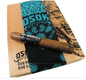 Shop Now Edgar Hoill OSOK Cabron Cigars - Natural Box of 10 --> Singles at $12.40, 5 Packs at $57.50, Boxes at $109.44