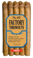 Factory Throwouts #49 Cigars - Sweets Bundle of 20