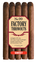 Factory Throwouts #99 Cigars - Sweets Bundle of 20