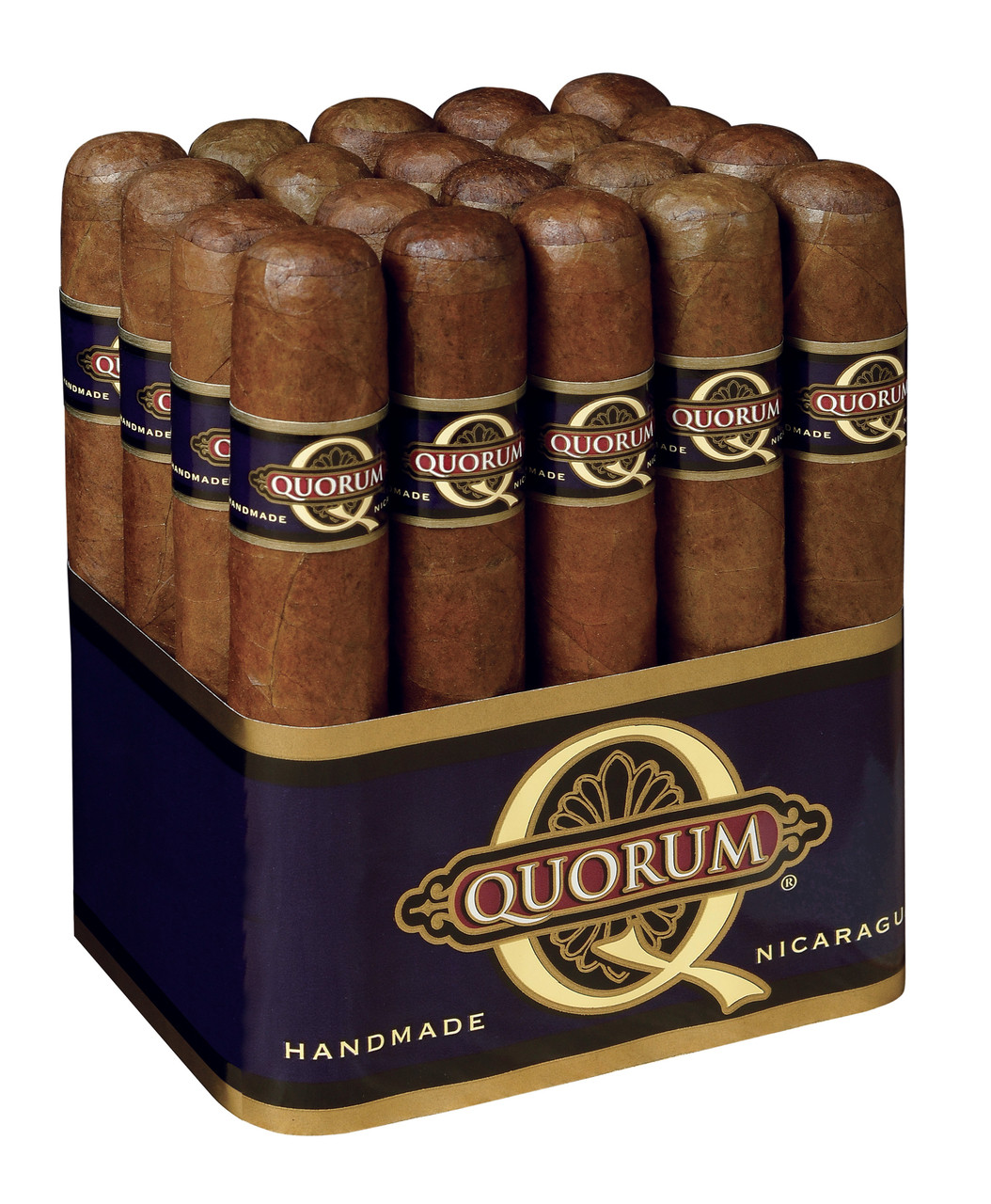 Quorum Sungrown Double Gordo Cigars - Sungrown Bundle of 20