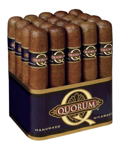 Quorum Sungrown Double Gordo Cigars - Sungrown Bundle of 20