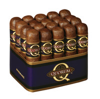 Quorum Sungrown Short Robusto Cigars - Sungrown Bundle of 20