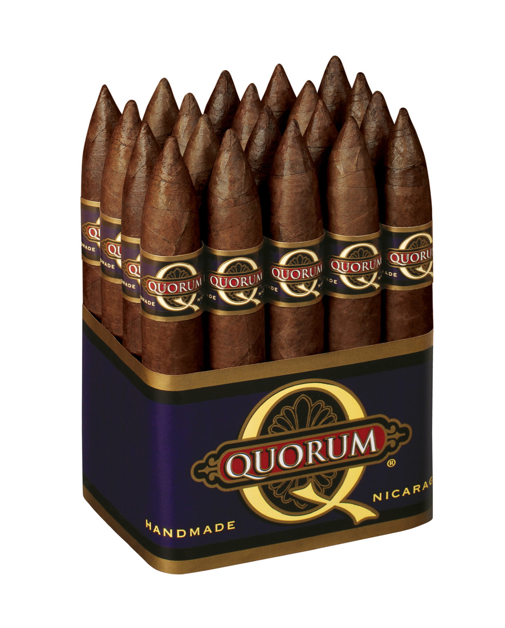 Quorum Sungrown Torpedo Cigars - Sungrown Bundle of 20