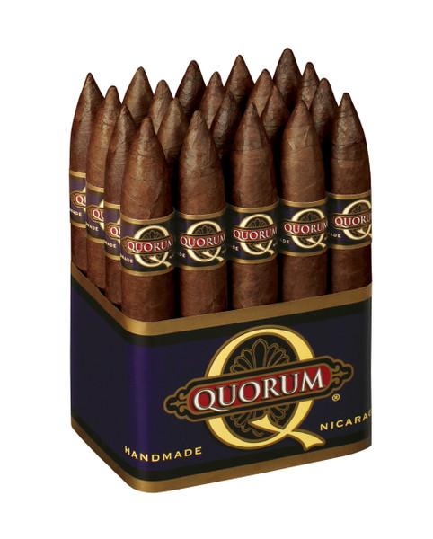 Quorum Sungrown Torpedo Cigars - Sungrown Bundle of 20