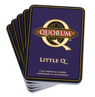 Quorum Sungrown Little Q Tins - Sungrown Pack of 50
