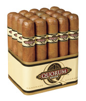 Quorum Shade Double Gordo Cigars - Connecticut Bundle of 20