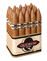 Quorum Shade Torpedo Cigars - Connecticut Bundle of 20