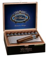 El Baton Double Torpedo Cigars - Natural Box of 25