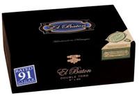 Shop Now El Baton Double Toro Cigars - Natural Box of 25 --> Singles at $7.20, 5 Packs at $32.40, Boxes at $162