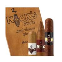 Nick's Sticks Robusto Cigars - Maduro Box of 20