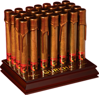 Shop Now Gurkha Grand Reserve Robusto Cigars - Natural Box of 30 --> Singles at $21.32, 5 Packs at $68.99, Boxes at $280.99