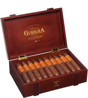 Shop Now Gurkha Cellar Reserva Edicion Especial Solaro Cigars - Corojo Box of 20 --> Singles at $12.20, 5 Packs at $58.99, Boxes at $220.99