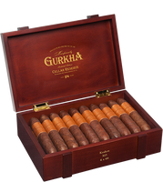 Shop Now Gurkha Cellar Reserva Edicion Especial Kraken Cigars - Corojo Box of 20 --> Singles at $15.60, 5 Packs at $74.99, Boxes at $281.99