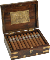 Shop Now Gurkha 125th Anniversary XO Cigars - Natural Box of 20 --> Singles at $11.39, 5 Packs at $54.99, Boxes at $205.99