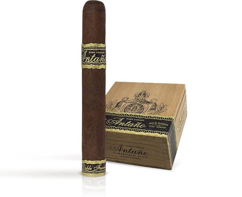 Shop Now Joya de Nicaraguan Antano El Martillo Cigars - Dark Corojo Box of 20 --> Singles at $8.24, 5 Packs at $39.99, Boxes at $120.99