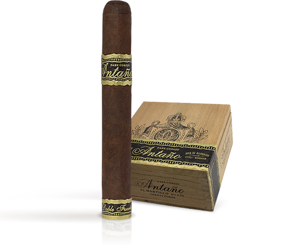 Shop Now Joya de Nicaraguan Antano El Martillo Cigars - Dark Corojo Box of 20 --> Singles at $8.24, 5 Packs at $39.99, Boxes at $120.99