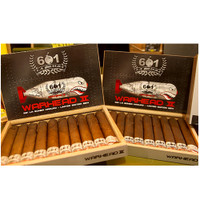 601 La Bomba Warhead II Cigars - Maduro Box of 10