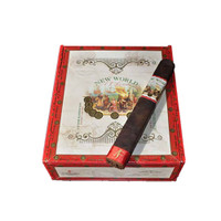 New World By AJ Fernandez Navegante Cigars - Oscuro Box of 21