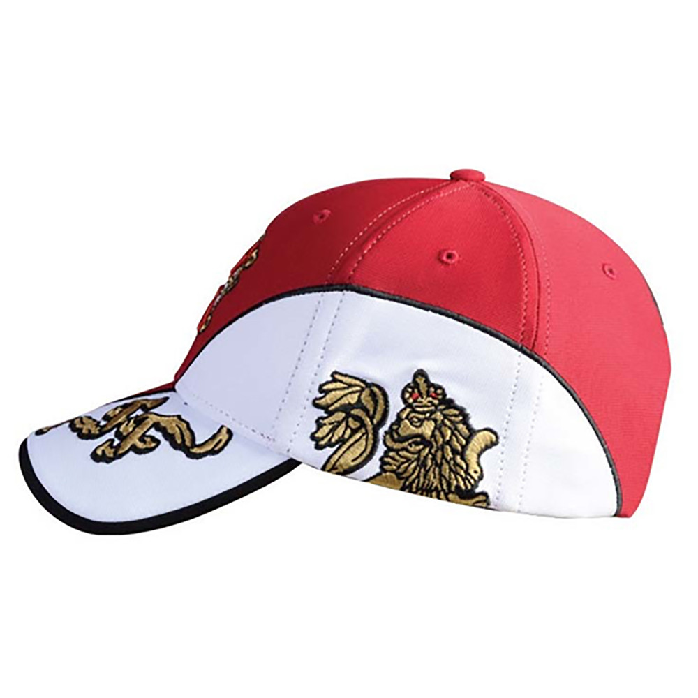 Arturo Fuente Opus X Baseball Hat - White and Red SIDE