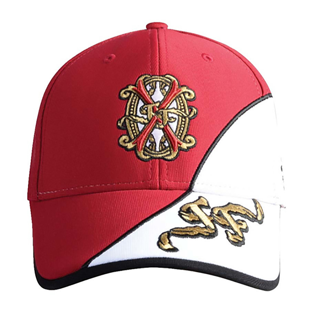 Arturo Fuente Opus X Baseball Hat - White and Red