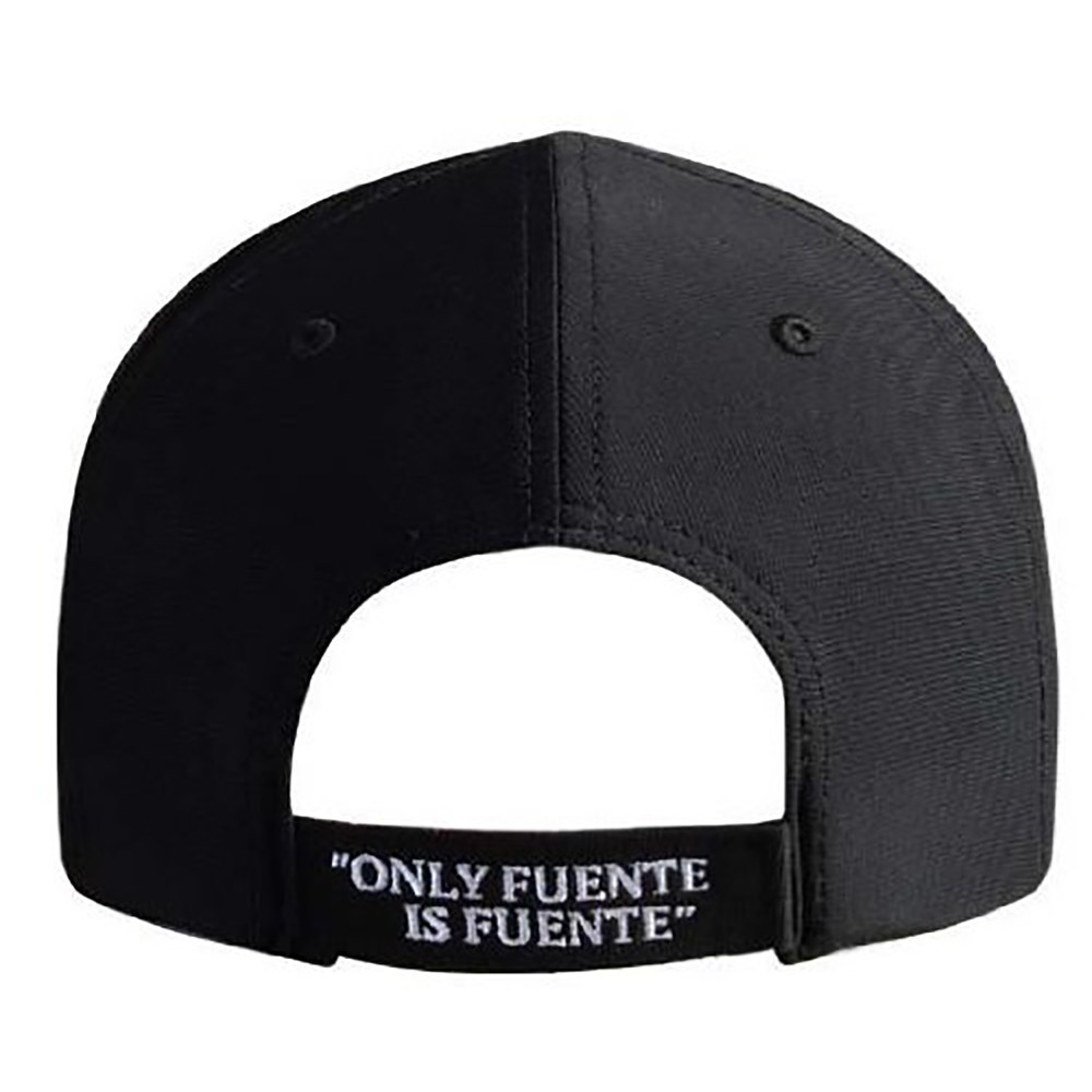 Arturo Fuente Opus X Logo Baseball Hat - Black and White Back