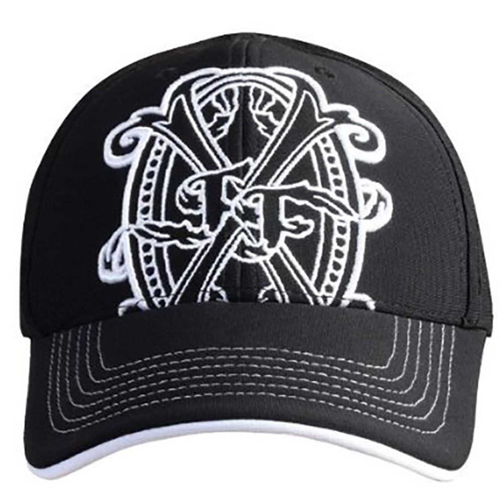 Arturo Fuente Opus X Logo Baseball Hat - Black and White