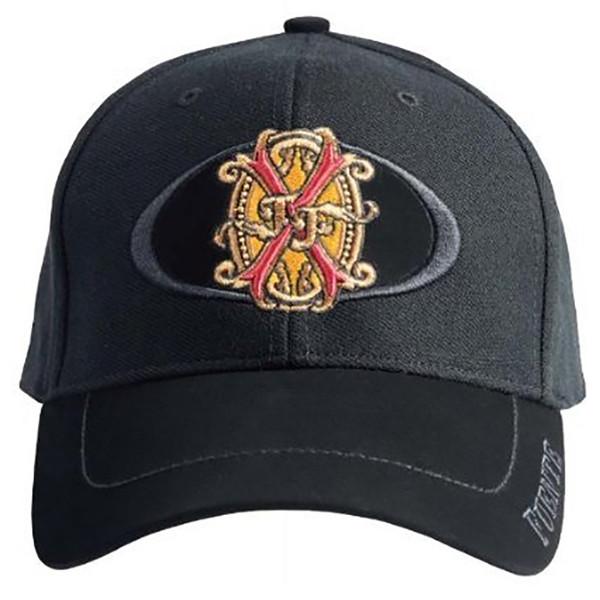 Arturo Fuente Opus X Logo Baseball Hat - Solid Black