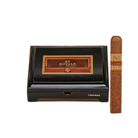 Rocky Patel Royale Torpedo Cigars - Natural Box of 20
